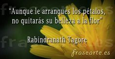 Frases lindas de Rabindranath Tagore