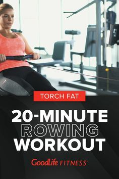 This quick and effective rowing workout burns fat like none other! A great cardio workout option, using the rowing machine works your full body. Be prepared to burn tons of calories, melt away fat and see visible results. This article breaks dow Rower Workout, Leg Day Workouts, Cardio Workouts, Fitness Workouts, Workout Machines, Rowing Machine Workouts, Rowing Wod, Rowing Crew, Rowing Machines