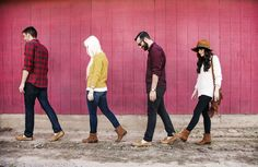 One Style, Two Ways featuring the Mesa Boot and the Moosehide Driving Moc via Tea Talk
