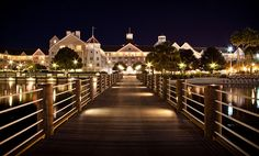 Disney Yacht Club, Orlando, Florida