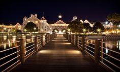 Disney Yacht Club, Orlando, Florida