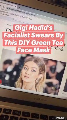 Beauty Care, Beauty Skin, Health And Beauty, Beauty Hacks, Hair Beauty, Diy Beauty Treatments, Homemade Skin Care, Facial Skin Care, Facials