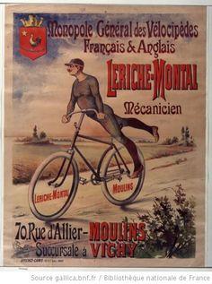 Leriche Montal mécanicien... : [affiche] / [non identifié] - 1892