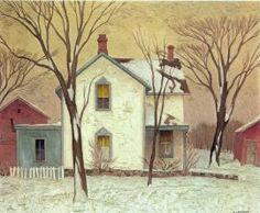 A.J. Casson Farm House