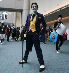 Comic-Con 2012 Cosplay Gallery    Joker