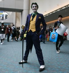 Comic-Con 2012 Cosplay Gallery