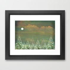 The Magic Of Nature  Framed Art Print