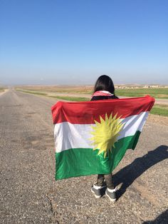 We will destroy our damn enemy kurds ppl R all heros no matter male or female we r all strong we will keep our flag high n we will save our matherland Kurdistan❤️
