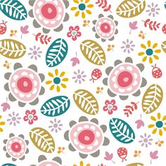 Blue Jelly Studio: graphic design, print & pattern design | Patterns