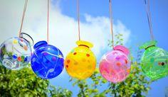 Junko Gokita  [yo-yo-baloon flower vase]