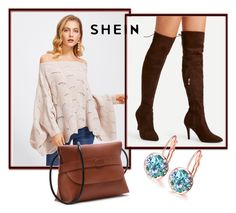 """Sheinside XI/1"" by ruza66-c ❤ liked on Polyvore featuring Sheinside and shein"