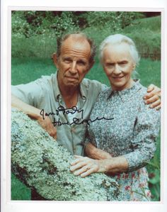 Hume Cronyn Jessica Tandy Signed Autographed Photo Driving Miss Daisy Cocoon | eBay