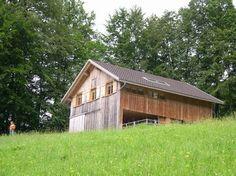 Hütten-Studio - neu und mit viel Holz augestattet in herrlicher Lage Urlaub Bizau