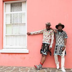"""Dynamic Africa on Instagram: """"Shot by @trevor_stuurman in the  historic and colorful neighborhood Cape-Malay of #BoKaap, these shots are a preview to the upcoming S/S…"""""""