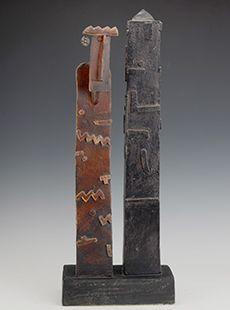 John Maltby Pottery Sculpture, Tribal Art, Sculptures, Ceramics, Animals, Art, Papier Mache, Ceramica, Pottery