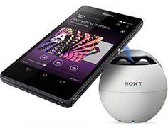 Smartphone : Sony Xperia Z C6602 White