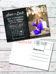 Save the Date on Pinterest | Save the date postcards, Save the date ...