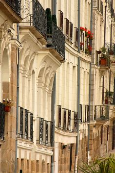 Allée Turenne, Nantes by Laurent ALLENOU on Flickr.