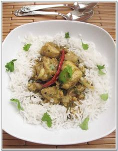 We made this the other day... great, tasty, every-day chicken curry!   http://www.bdcost.com/food