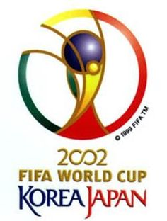 2002 World Cup Poster Korea/Japan 2002 World Cup, World Cup 2018, Fifa World Cup, King Arthur Movie, World Cup Logo, Retro Logos, Vintage Travel Posters, Evolution, Soccer