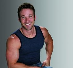 Chris Powell.. extreme makeover weightloss trainer! i love him