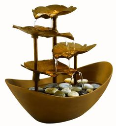 20 extremely amazing indoor water fountains - Tabletop Fountains