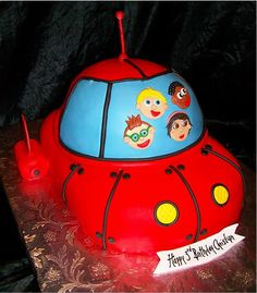 Little Einsteins Birthday Party