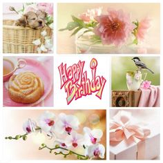 Happy Birthday Happy Birthday Messages, Happy Birthday Quotes, Happy Birthday Images, Happy Birthday Greetings, Birthday Pictures, Happy Birthday Flower, Happy 2nd Birthday, Bday Cards, Birthday Greeting Cards