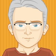 Checkout this avatar created by frosch74 via pickaface.net