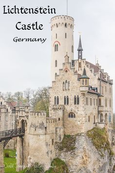 3 hours 40 mins from Spang, 2 hours 45 mins from Ram, 3 hours from Garmsich. Germany Europe, Germany Travel, Lichtenstein Castle, Germany Castles, Tourist Information, Beautiful Castles, Day Trips, Places To Visit, Chateaus