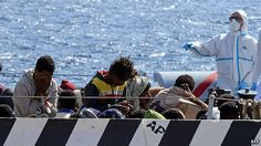 Refugees in the Mediterranean: The worst yet? | The Economist