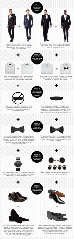 A guide to breaking all the black tie rules, in style. #zobelloman #menswear #mensfashion   Raddest Men's Fashion Looks On The Internet: http://www.raddestlooks.org