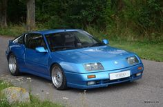 1992 Renault Alpine GTA V6 Turbo Le Mans