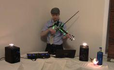 Elite Entertainment - DJ Services Violinist    https://www.youtube.com/watch?v=iz-tJAQ2Mf4&t=307s