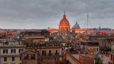 10 Hidden Gems In Rome – A Guide To Secret Places That Most Tourists Nev... Hidden Places, Secret Places, Adventure Awaits, Beautiful World, Rome, Taj Mahal, Scenery, Building, Pretty