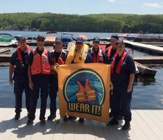 """6th Annual """"Ready, Set, Wear It!"""" Life Jacket World Record Day - May 16, 2015"""