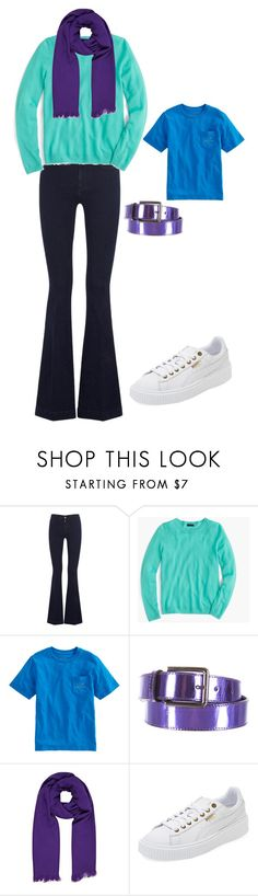 """""""My signature outfit"""" by sierra-ivy on Polyvore featuring STELLA McCARTNEY, J.Crew, Vineyard Vines, Ports 1961, River Island and Puma"""