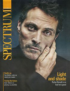 Rufus Sewell.  Born October 29.