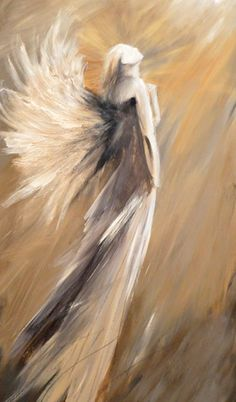 If you would like to paint an angel, my paper transfers allow you to trace the angel onto your canvas.