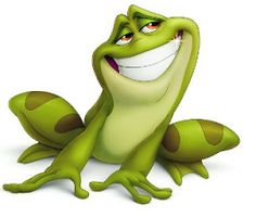 "Prince Naveen as a frog from Disney's animated movie ""The Princess and the Frog."" See all Princess and the Frog Funny Frogs, Cute Frogs, Animals And Pets, Funny Animals, Cute Animals, Frog Pictures, Funny Pictures, Hello Pictures, Frog Wallpaper"