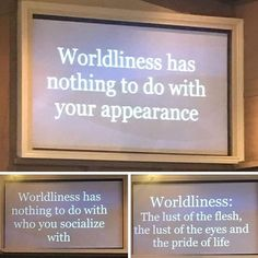 #Worldliness #Saved with a #guarantee #SavedandSafe  Come on now #church!!! #Free #Christian #Zone Don't be controlled by #religion! #God WANTS a #relationship with you!!! #churchfolk #weMUSTdobetter. What does the #BIBLE say though? #nuffsaid #Freeyourself #Laborday  1 John 2:16 For everything in the world—the lust of the flesh, the lust of the eyes, and the pride of life—comes not from the Father but from the world.