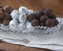 INDIA TREE Salted Chocolate Dark Muscovado Truffles Chocolate Sprinkles, Salted Chocolate, Drop Cookie Recipes, Drop Cookies, Ginger Cookies, Ginger Snaps, Truffles, Delicate, Pudding