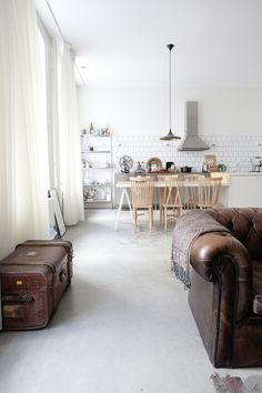 kitchen dining living classic newly interpretated