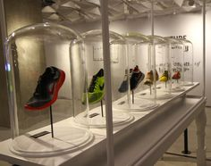 Nike X158 Retail Concept � Shanghai | China