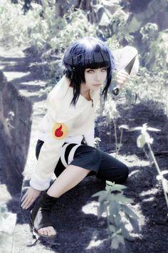 Naruto Hinata Hyuga Cosplay+Costume