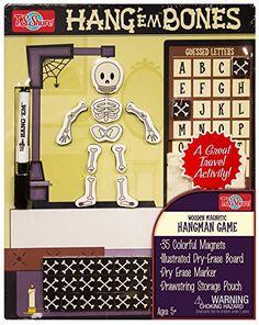 Hang'em Bones Wooden Magnetic Game Board T.S. Shure https://www.amazon.com/dp/B018NFOIAG/ref=cm_sw_r_pi_dp_x_v6nmybJSR996A