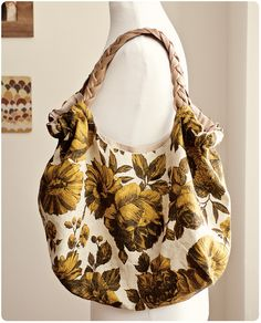 pretty bag for fall made by @Paige Maitland