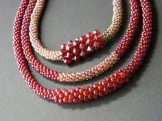 Kumihimo Patterns Using Seed Beads | Kumihimo Beaded Jewelry