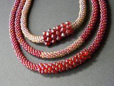 Kumihimo Patterns Using Seed Beads | Kumihimo Beaded Jewelry