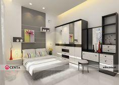 Thiết kế nội thất: Phòng Ngủ Đẹp Hiện Đại